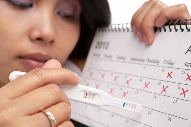 Chậm kinh 10 ngày đã chắc có thai?