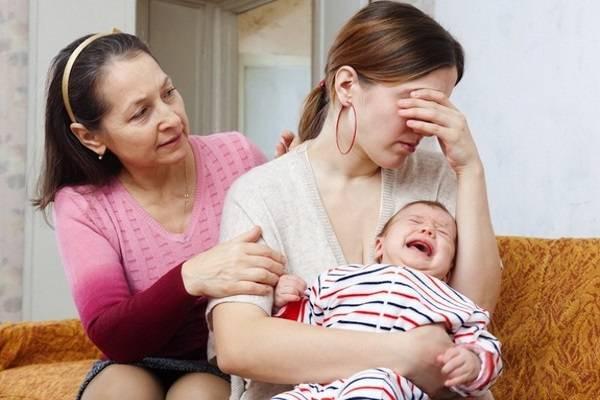 Nhận biết chứng trầm cảm sau sinh