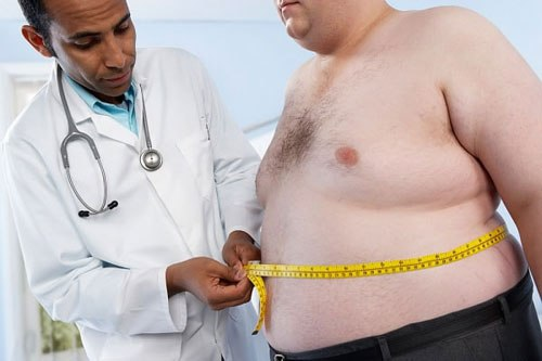 Những người béo phì có nguy cơ mắc thoát vị đĩa đệm