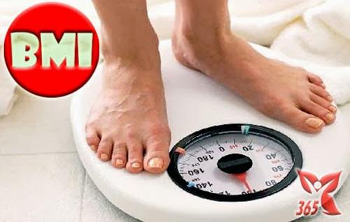 Áp dụng BMI cho bé