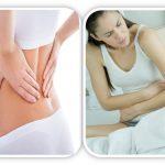 Đau lưng ra nhiều khí hư là triệu chứng của bệnh gì