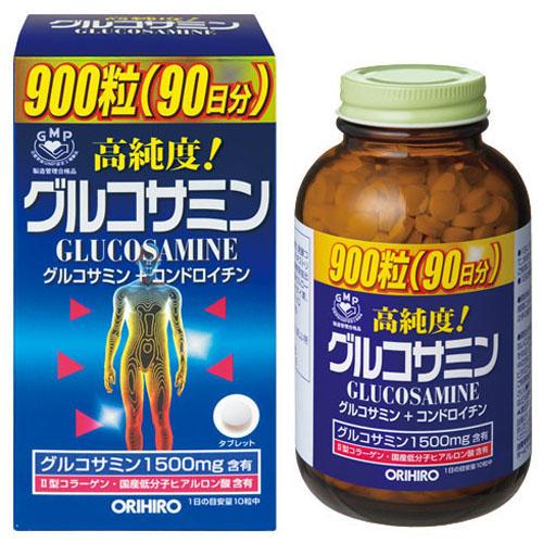 Thuốc bổ xương khớp Glucosamine Orihiro 1500mg