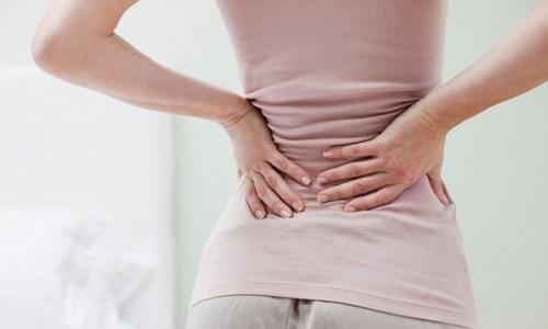 Dấu hiệu của hội chứng thắt lưng hông