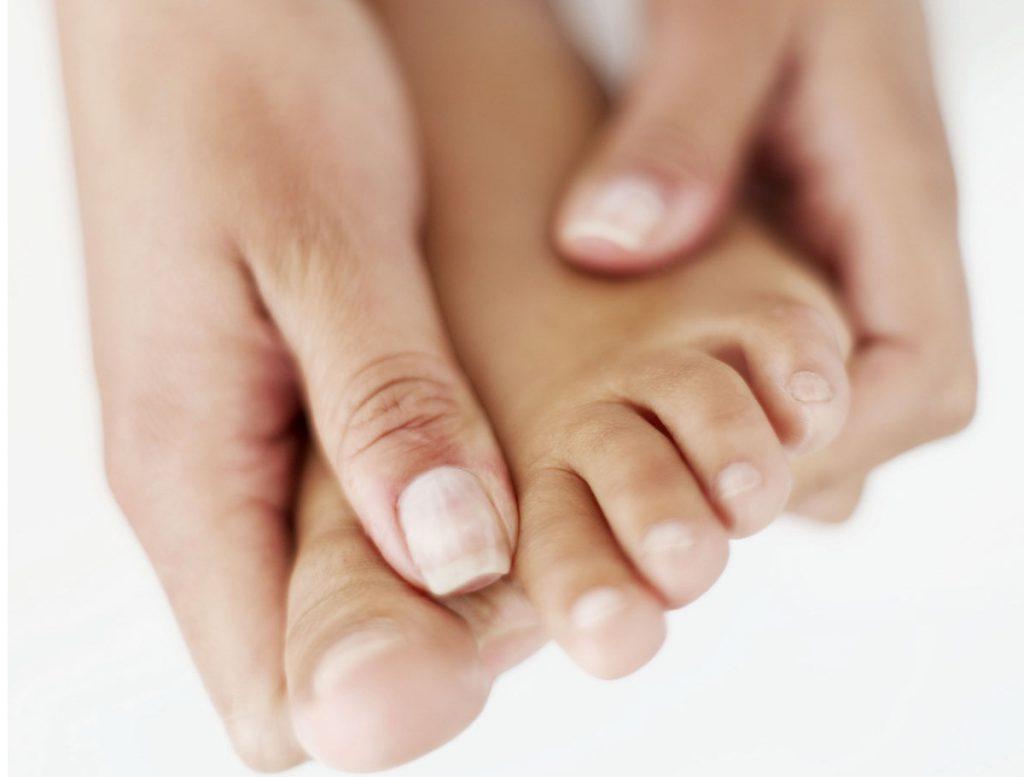Gãy xương ngón chân bao lâu thì lành?