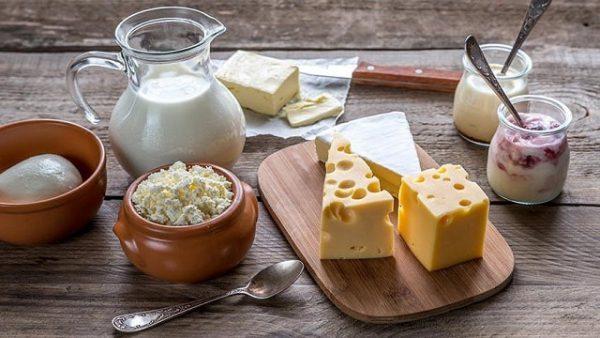 Sữa và các chế phẩm của sữa