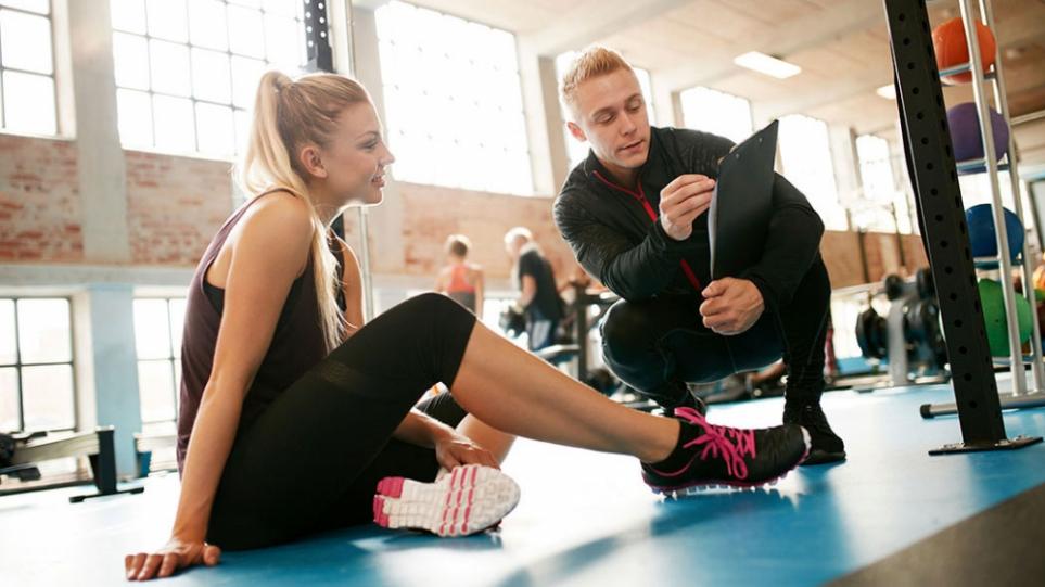 Tập gym bị đau cơ có nên tập tiếp không