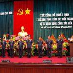 Đổi tên Vùng Cảnh sát biển thành Bộ Tư lệnh Vùng CSB