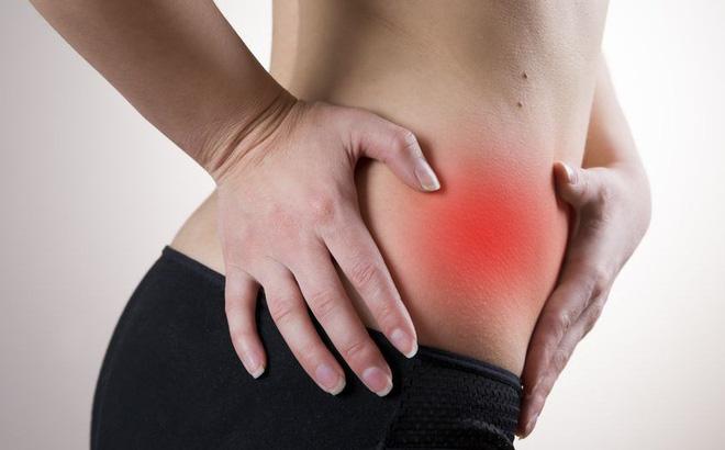 Đau lưng gây viêm ruột thừa