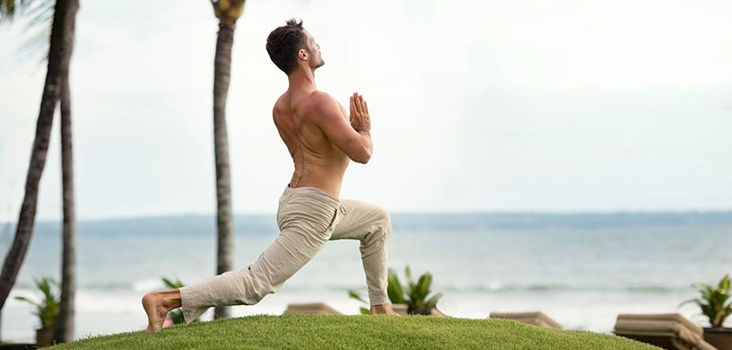 Yoga chữa bệnh đau lưng