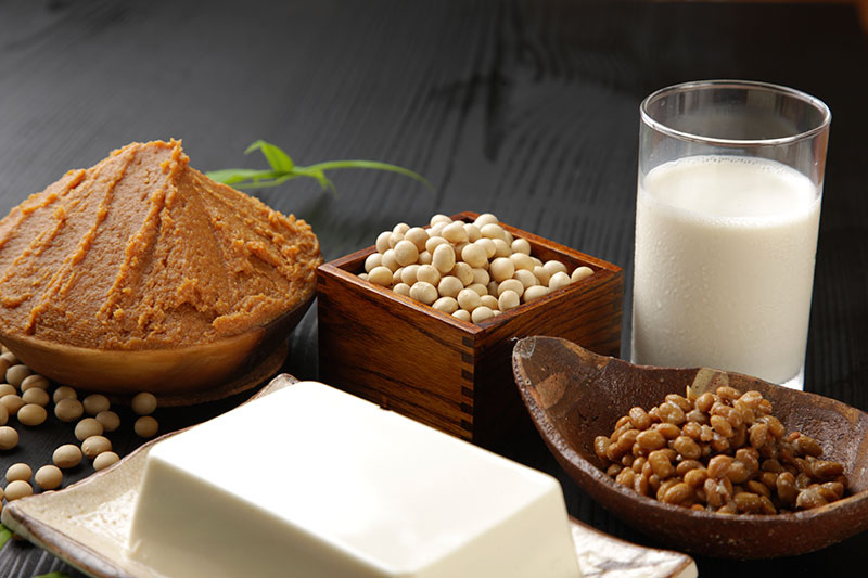 Tác dụng của sữa đậu nành với khả năng sinh sản
