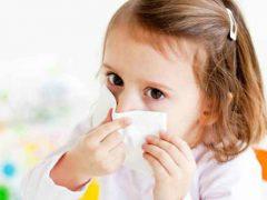 Nguyên nhân khiến bé bị ho sổ mũi thở khò khè