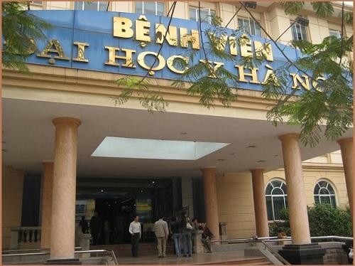 Khám xương khớp ở Hà Nội tại bệnh viện Đại Học Y