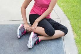 Bị trật khớp cổ chân là gì