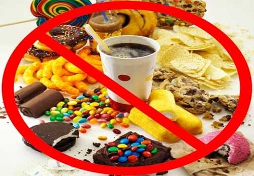 Thực phẩm nên tránh của người bị viêm khớp