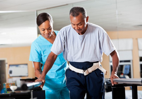 Chăm sóc bệnh nhân sau mổ gãy xương