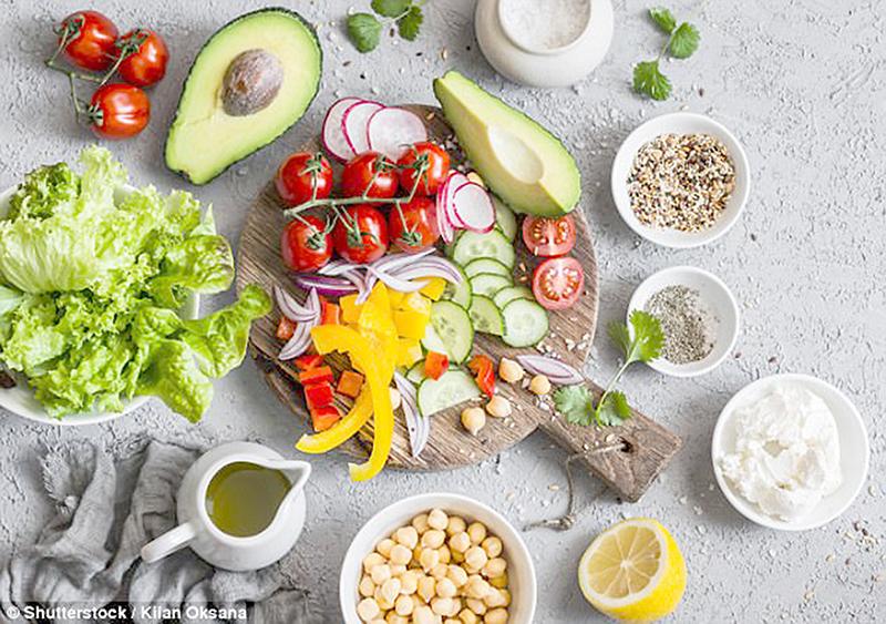 Vật lý trị liệu kết hợp chế độ ăn hợp lý