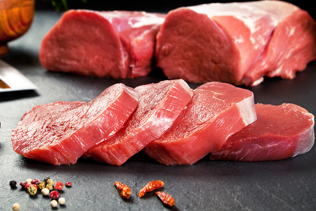 Kiêng các loại thịt đỏ