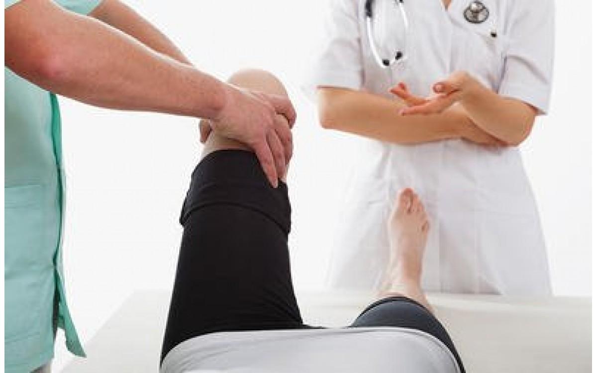 Vật lý trị liệu phục hồi chức năng sau gãy xương cẳng chân