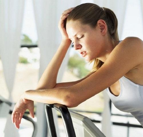 Tập thể dụng không đúng cách gây đau cơ liên sườn
